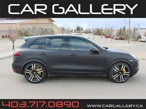2011 Porsche Cayenne TURBO AWD $35,000 in Extra Factory Ordered Options!!!