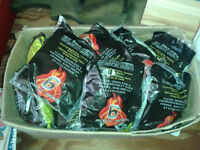 BRAND NEW FIRE STARTERS 37 PACKS WORK GREAT!