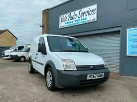 2007 Ford Transit Connect Low Roof Van L TDCi 75ps PANEL VAN Diesel Manual