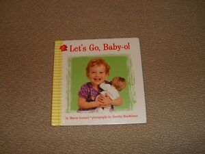 Let`s Go, Baby-O!  Book with Laminated Pages