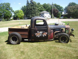 1946 Chev Rat Rod