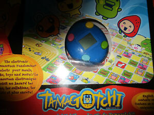 Tamagotchi electronic board game