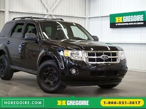 2011 Ford Escape XLT (cuir)