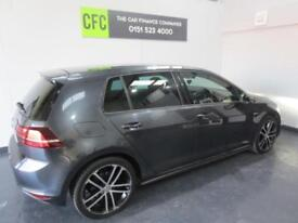 2014 Volkswagen GOLF GTD DSG AUTOMATIC BUY FOR ONLY £71 A WEEK *FINANCE* DIESEL