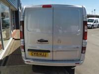2015 Vauxhall VIVARO 2900 L2H1 LWB CDTI SPORTIVE Van *LOW MILES* Manual Medium V