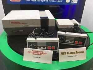 $79.99 NES Classic Edition DONT BUY 2ND HAND