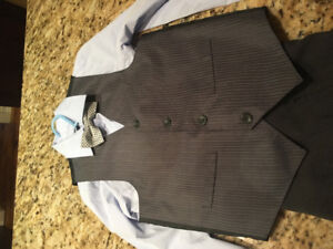 Boys 3 Piece Suit Size 10