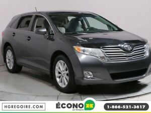 2011 Toyota Venza 4dr Wgn AWD GR ELECT MAGS BLUETOOTH