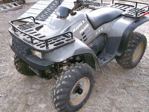 Polaris 4x4 ATV