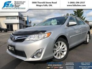 2013 Toyota Camry XLE  NAV,LEATHER,SUNROOF,POWER SEATS,HEATED SE