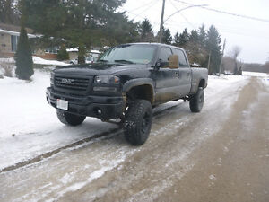 2002 GMC Sierra 2500 REAL GOOD RUNNER Pickup Truck