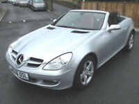 Mercedes-Benz SLK280 3.0 Convertible Auto 7G : 2006 : ONLY 46k mi