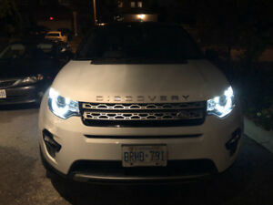 '17 LAND ROVER DISCOVERY