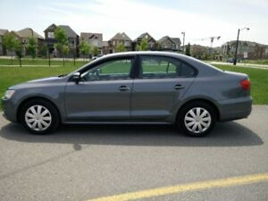 2013  Volkswagen -Jetta --Very Clean and carefully used car
