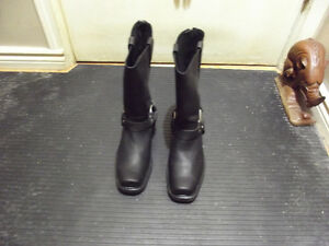 Brand new Milwaukee Black Riding Boots Size 10