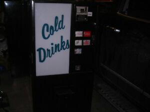 Pop Vending Machine