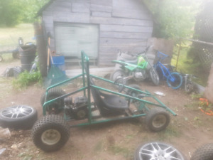 5.5 hp go cart (reduced)