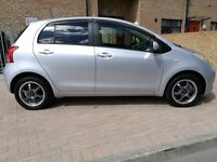Toyota Yaris auto automatic 1 Owner HPI Clear 55000 Miles 11 Months MOT. NOT Nissan Micra Vw Polo
