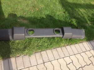 Jeep Wrangler Front Bumper Cover