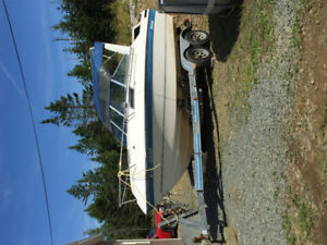 1988 Peterborough 4.3 mercruiser stern drive
