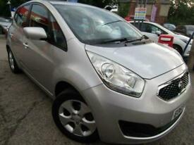 image for 2013 Kia Venga 1.6 2 5d 123 BHP Hatchback Petrol Automatic