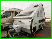 2015 Aliner Expedition Toilet Used