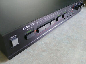 Kenwood KVC-470 Audio Video System Controller - Excellent cond.