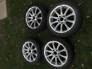 """Mags BMW wheels  5x120, 17"""" style 166"""