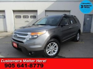2013 Ford Explorer XLT  4X4, NAV, ROOF, LEATHER SEATS, POWER LIF