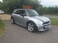 Stunning Cooper with JCW body kit