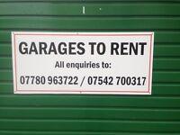 Lock up Garage to rent in Birkenhead Wirral