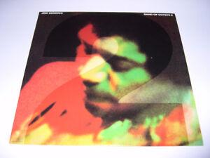 Jimi Hendrix - Band Of Gypsys 2 (1986) LP vinyl Acid Rock Blues