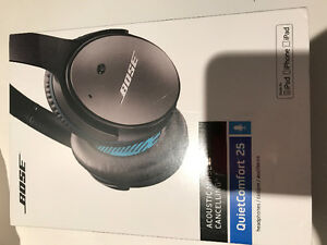 Bose QC25 Brand New never opened