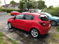 Vauxhall Corsa with Only 17,445 mileage & in mint condition