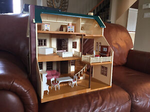 Calico Critters Mansion
