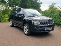 2011 Jeep Compass 2.2 CRD Sport + 5dr [2WD] ESTATE Diesel Manual