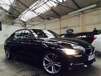 2012 BMW 3 Series 2.0 318d Sport Saloon 4dr Diesel Manual (119 g/km, 143 bhp)