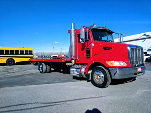 Peterbilt Towing NRC 21 pied