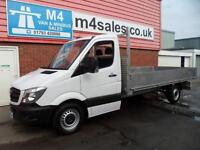 Mercedes Sprinter 313 CDI LWB dropside 150ps