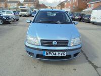 Fiat Punto 1.9JTD 8v Eleganza 5 DOOR - 2004 04-REG - 10 MONTHS MOT