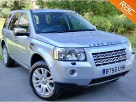 2006 56 LAND ROVER FREELANDER 2.2 TD4 HSE 5D 159 BHP DIESEL HUGE SPEC! NAV+PHONE