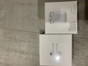 Apple AirPods wireless charging case latest model
