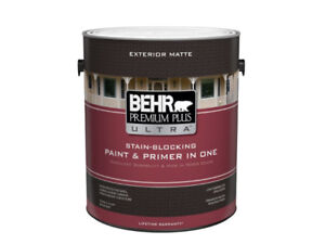 Behr exterior paint-Never opened