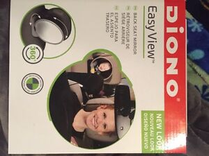 Infant car seat viewer