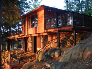 Jack Lake Cottage Rental