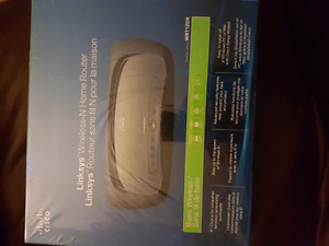 Wireless Router New Unopened Package