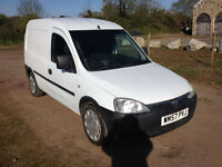2008 Vauxhall Combo 1.3CDTi 16v 67000 Miles Direct From BT