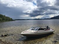 18ft Speed Boat Glastron V180 with Yamaha 85 Outboard - Great speedboat