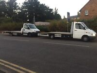 Recovery services, towing car ,a3 , m25 car towing, towing car London recovery
