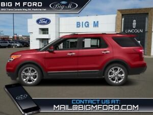 2013 Ford Explorer Limited  - Leather Seats -  Bluetooth - $219.